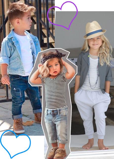 dicas de moda infantil