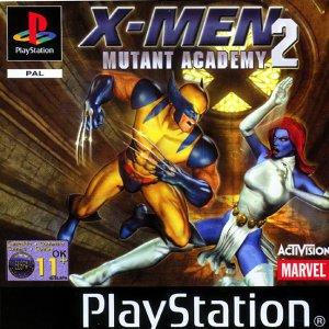X-Men - Mutant Academy 2 ISO PS1