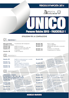 Aggiornamento software Unico PF 2015 1.0.1 per Mac, Windows e Linux