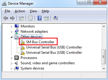 asus sm bus controller driver free download for xp