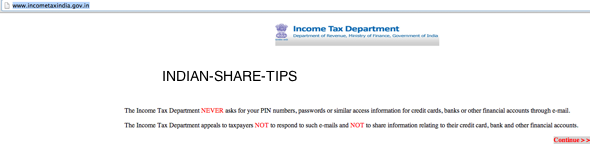 How to Make Online Income Tax Payment? | Indian Stock Market