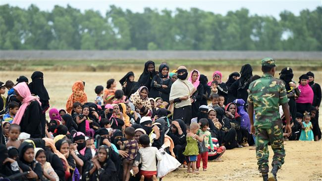 United Nations group says over 600,000 Rohingya Muslims have fled to Bangladesh