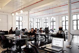 Coworking, paylaşımlı ofis