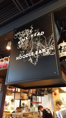 Pink Head Noodle Bar i Malmö