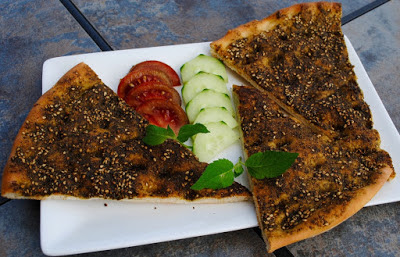 Za'atar Manoush