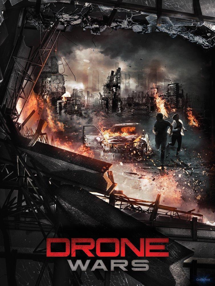 Drone Wars [2016] [DVDR] [NTSC] [Subtitulado]