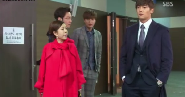 ALL ABOUT HAPPY ENDINGS: Korean Drama: The Heirs Episode 20