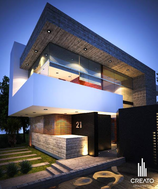 Top 10 houses of this week 30 09 2015 architecture - Arquitectos casas modernas ...