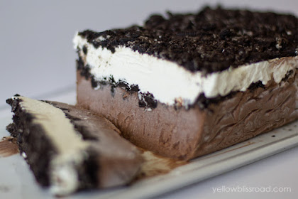 FROZEN OREO PUDDING CAKE RECIPE