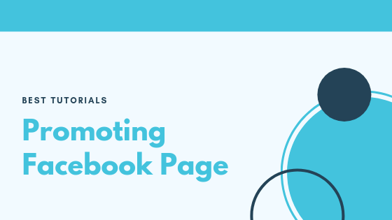 Tips To Promote Facebook Page<br/>