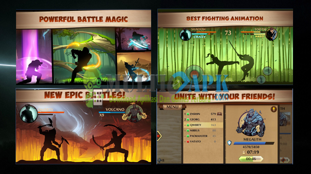 Game Shadow Fight 2 Terbaru Versi 1.9.21 Apk Android