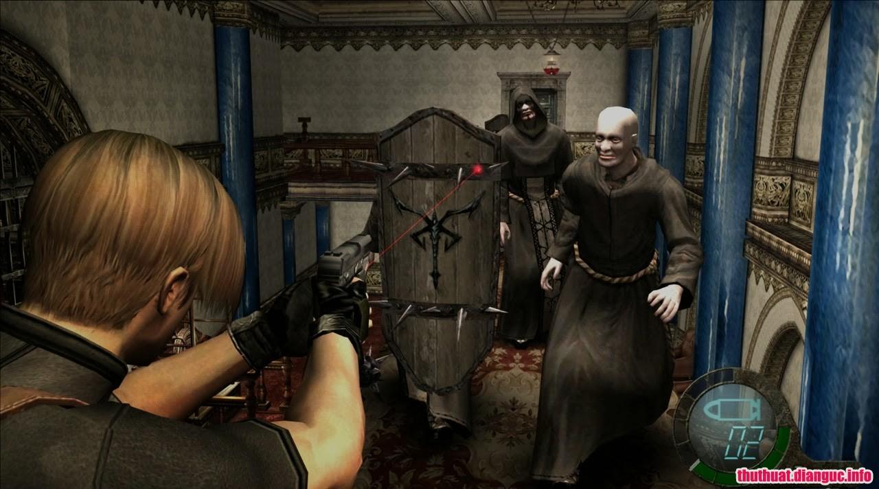 Cấu hình chơi gameResident Evil 4 Ultimate HD Edition