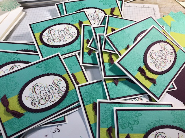 Ready to Layer, Subtle Embossing Folder, Stamparatus, Stampin'Up! Frenchiestamps,
