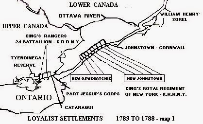 a3Genealogy: Canadian Connection to American Revolution