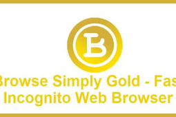 Browse Simply Gold - Fast Incognito Web Browser V.1 APK Full Free