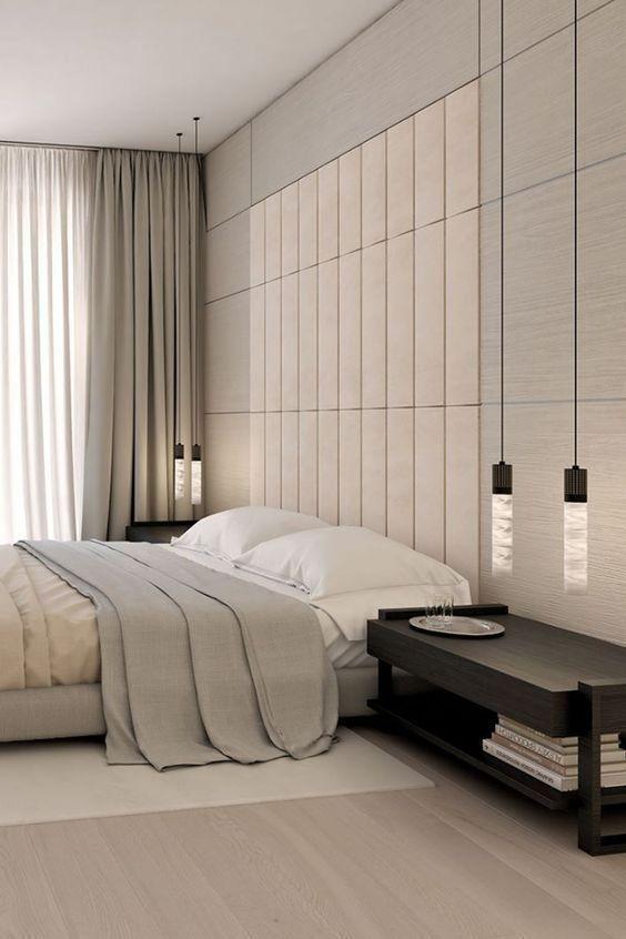 Stunning Minimalist Modern Master Bedroom Design Best Ideas