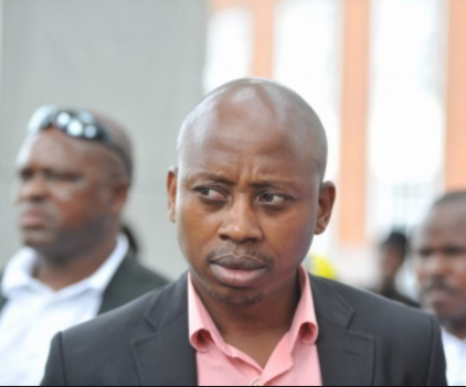 South African politician sentenced to three years in prison for smashing a water jug on the head of an opposition member