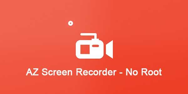 AZ Screen Recorder Premium v5.1.1 Apk [Sin Anuncion, Sin Marca de Agua]