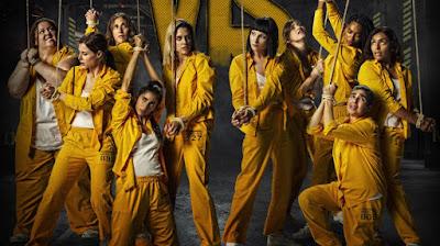 ロック・アップ・スペイン女子刑務所って面白い??