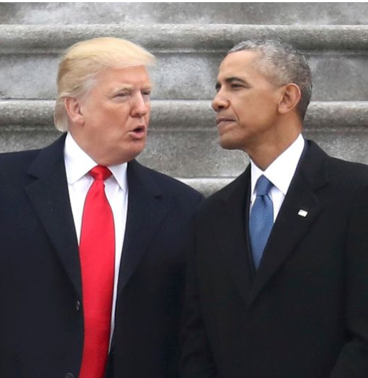 Obama beats Trump to be named most admired man, again