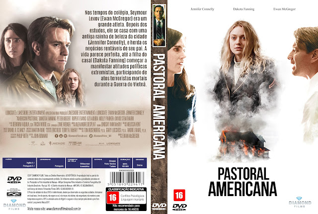 Capa DVD Pastoral Americana [Exclusiva]
