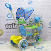 pmb t07 beruang tricycle