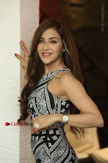 Telugu Actress Angela Krislinzki Latest Pos in Short Dress  0086.JPG