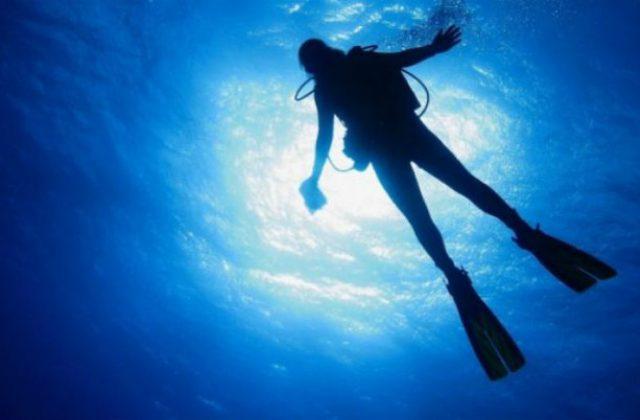 Δύτης εντόπισε κρανίο στο βυθό της θάλασσας στην Χαλκιδική