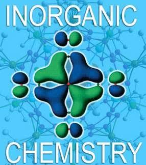 INORGANIC CHEMISTRY NOTE 2