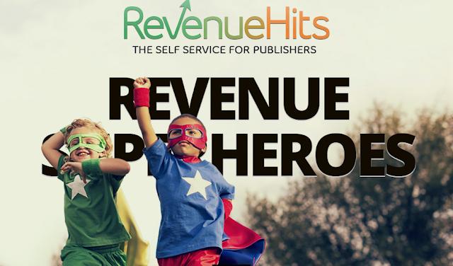 Cara daftar RevenueHits