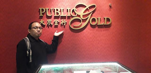 Public Gold Relau
