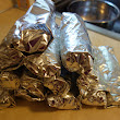 Freezer Meal: Burritos