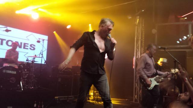 The Undertones GetMad! Festival Madrid, 14-9-2018 - 1