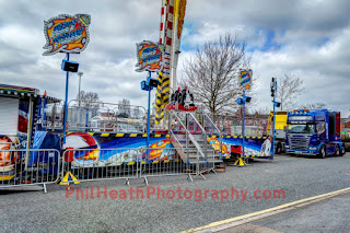 Grantham Fun Fair March 2016