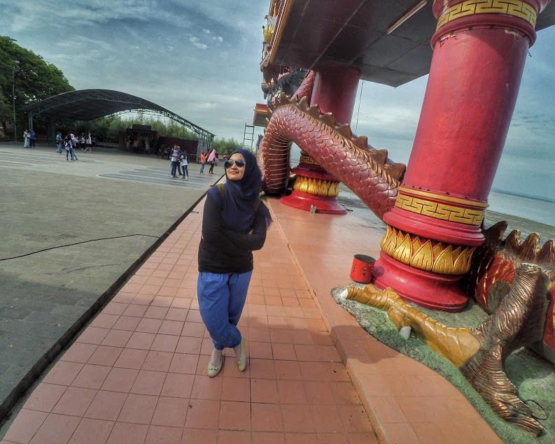 View foto bagus di kota Surabaya