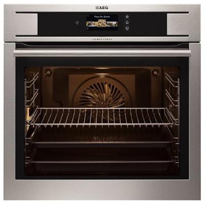 Cel mai bun cuptor electric AEG | AEG BP831660NM