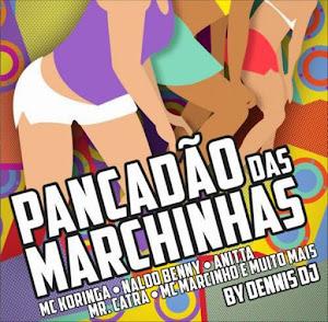 CD Pancadão das Marchinhas