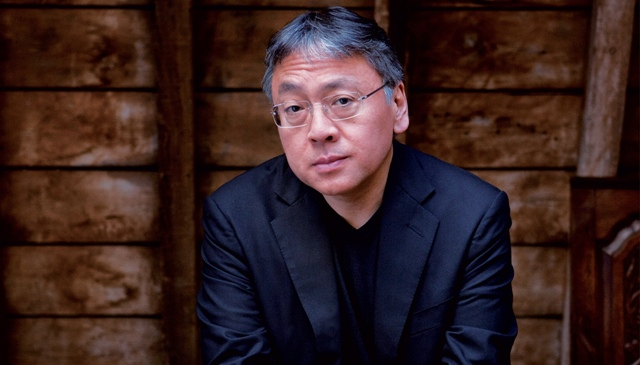 Kazuo Ishiguro Autor Livro Não Me Abandone Jamais