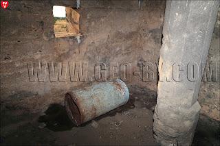 Внутри второго бункера
