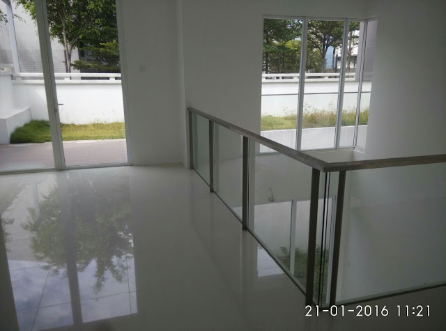 4 Storey Twin Courtyard Villa , Contours Melawati Height