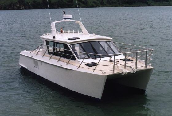CKD Boats - Roy Mc Bride: 15/01/12 - 22/01/12