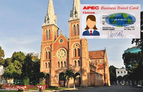 Điều kiện làm thẻ Apec tại Hồ Chí Minh