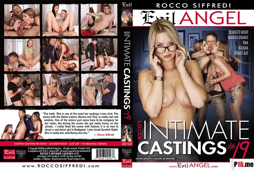 [EvilAngel] Rocco's Intimate Castings #19 XXX WEBRip
