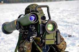 Spike-LR Anti-Tank Missiles
