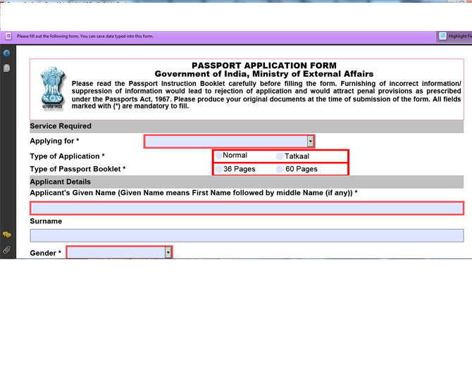How To Apply For New Passport 9 Easy Step For Applying Passport