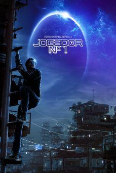 Jogador Nº 1 Torrent - BluRay 720p/1080p Dual Áudio