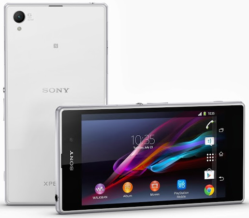 Sony Xperia Z1 receives update with camera improvements