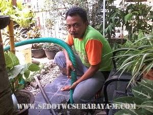 Sedot WC Kertajaya 03172926151
