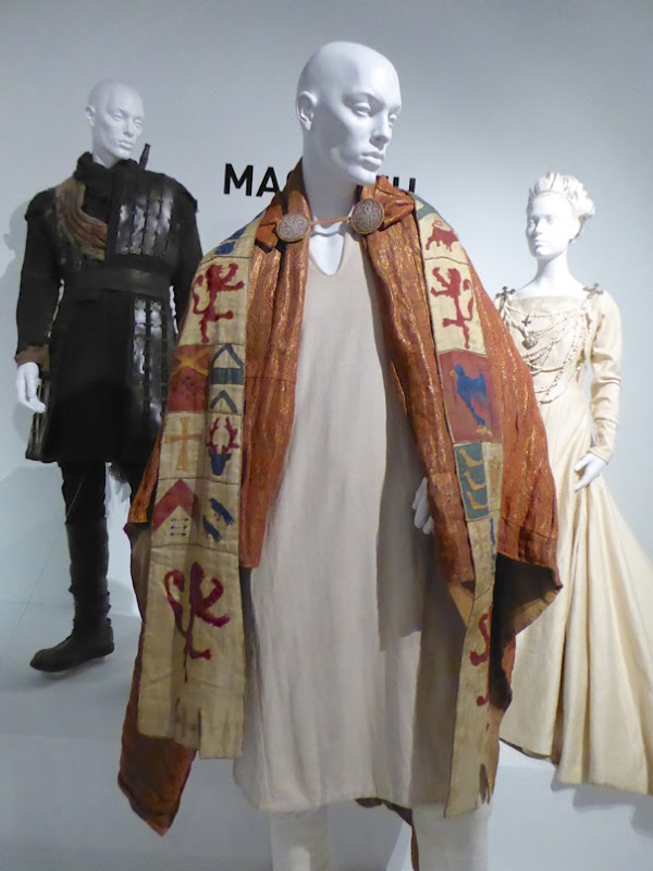 Macbeth 2015 movie costumes