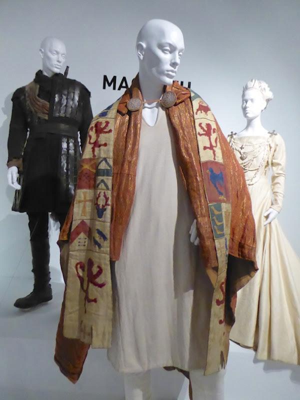 Macbeth 2015 movie costumes